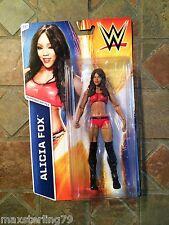 Mattel WWE ALICIA FOX figure Series 47 #13 DIVA Basic Elite Total Divas 2015