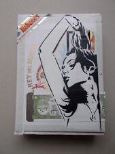 Spliff Gachette, Peinture Originale sur Boite de Cigares , Street Art Graffiti