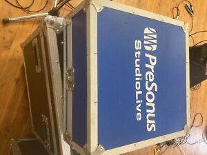 PreSonus StudioLive 16.0.2 Digital Mixer - Performance and Recording