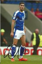 CHESTERFIELD: CONOR WILKINSON SIGNED 6x4 ACTION PHOTO+COA