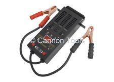 12 V Batería De Coche & Sysyem Tester Digital 125amp tensión de carga y carga de prueba