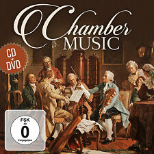 CD DVD Camera Musica Chamber musica di Various Artists CD e dvd Set