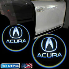 LED Laser Door Logo Ghost Shadow Projector Lights For ACURA TLX RLX MDX TL ZDX