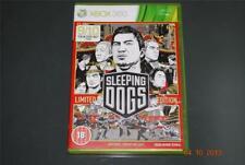 Sleeping Dogs Xbox 360 (L) Pal Reino Unido