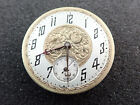 VINTAGE 16 SIZE NIDOR WATCH CO. SWISS O.F. POCKET WATCH MOVEMENT - NOT RUNNING
