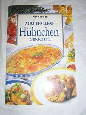 Anne Wilson - ausgefallene Hühnchengerichte  - Buch | gebraucht Hühnchen