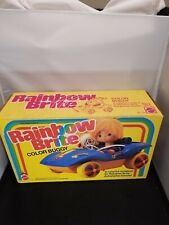 Brand New Vintage 1983 Rainbow Brite Doll Color Buggy Mattel (7567)