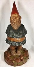 FOREST GNOME '91-R~1991~Tom Clark Gnome~Cairn #5151~Ed #51~COA~Hand Signed~Story