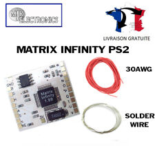 Matrix Infinity 1.99 Chip Playstation 2 PS2 PSX2 USB Booter CLONE