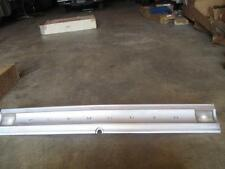 Tail Panel Finish Panel 1967 Plymouth Belvedere W/ Lights Good Used MOPAR