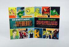 The League Of Regrettable Superheroes & The Legion Regrettable Supervillains