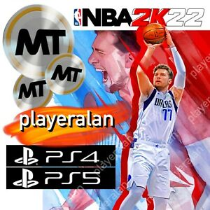 NBA2K22 MyTeam PS4/PS5 COINS 100K MT  - **FAST DELIEVERY - playeralan**