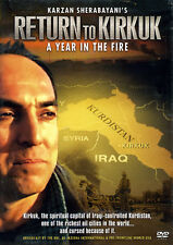 Return to Kirkuk: A Year in the Fire (DVD) **New**
