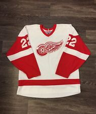 Detroit Red Wings White Jersey Dino Ciccarelli Size XL #22 No Name NHL CCM