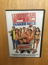 AMERICAN PIE NAKED MILE DVD WIDESCREEN SLIPCOVER UNRATED EUGENE LEVY 2006