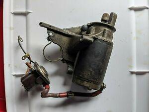 Johnson Evinrude Starter Bracket and  Solenoid 327730 20 25 30 35 HP