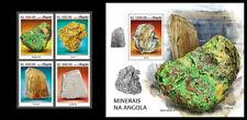 ANGOLA 2019 ** Mineralien in Angola Natur Minerals #04-201ba B