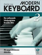 Modern Keyboard 2 von Günter Loy (2007, Taschenbuch)