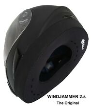 WINDJAMMER 2.2 Motor Cycle Helmet WIND & NOISE BLOCKER (FREE Shipping)