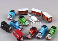 Thomas The Tank Engine Cake toppers 12 pcs playset birthday gift stocking filler