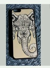 Glow in the dark elephant  case for the iPhone 6