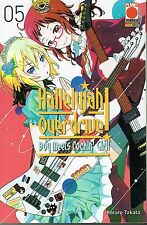 Hallelujah Overdrive n. 5 di Kotaro Takata - SCONTO 50% - Planet Manga