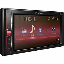 """Pioneer MVH-A215BT 2 DIN Multimedia AV Receiver 6.2"""" Display & Bluetooth"""