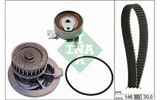 INA Bomba de agua+kit correa distribución Para OPEL KADETT VECTRA 530 0147 30