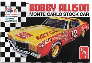 AMT Bobby Allison Monte Carlo Coca - Cola Stock-Car Rétro de Luxe 1/25 1064 St