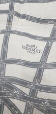 Foulard seta hermes