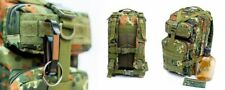 US Army Assault Pack Rucksack 26 Liter Kampftasche Einsatzrucksack Flecktarn
