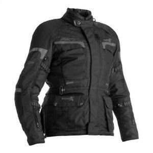 RST 2380 Ladies Pro Series Adventure -X Motorcycle Waterproof Jacket Black
