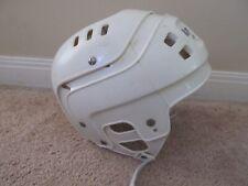 VTG Vintage White Cooper SK600 S Hockey Helmet-Youth S