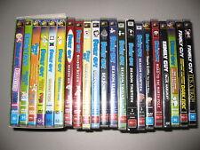 Family Guy - Seasons 1-14 +  7 x Specials DVD (~46 discs) Set Collection - VGC+