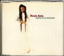 Rosie ANIA-Eyes of a woman 3 TRK CD MAXI 1990