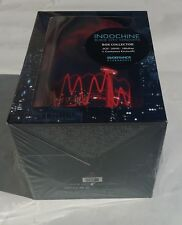 ♫ - INDOCHINE - BLACK CITY CONCERTS - BOX COLLECTOR - NEUF NEW NEU - ♫
