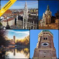 2 Tage 2P Hotel Monaco München Zentrum Bayern Kurzurlaub Hotelgutschein Urlaub