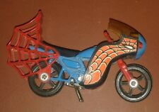 1979 CORGI TOYS *** 266 SPIDERBIKE *** SPIDERMAN SPIDEY ORIGINAL VINTAGE