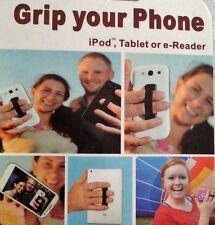 Finger Sling Grip Your Phone, for all Mobiles Tablets eReaders, Iphpne, Samsung