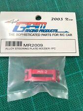 Kyosho Alum Steering Plate Holder MR02 Red mr2009