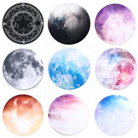Anti-Slip Speed Circular Game Mouse Pad Gaming Mat for Laptop PC Mouse Pad NEW