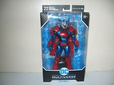 """""""Superman Unchained Armor"""" McFarlane Toys - DC Multiverse -New -MINT!"""