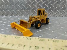 1/64 ERTL CUSTOM FARM TOY CATERPILLAR 950F WHEEL LOADER W/ SNOW PUSHER BLADE
