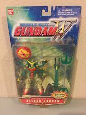 Bandai Gundam Wing ALTRON Shenlong Mobile Suit MSIA Nataku Action Figure Yellow
