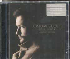 CALUM SCOTT - ONLY HUMAN - CD - SPECIAL EDITION