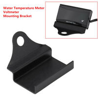 Motorcycle CNC Water Temp /Volt Meter Thermometer Tachometer Mounting Bracket