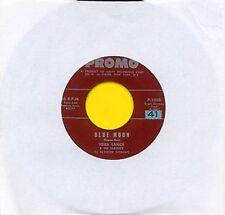 HERB LANCE & CLASSICS - BLUE MOON - PROMO LBL 45 -1961