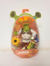 Shrek 2 Action Figure w/ Slammin Arm & Swamp Gas Feature Hasbro