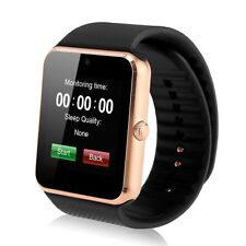 Bluetooth Smart Watch with SIM Card Slot and NFC Cell Phone Watch for Android