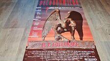 NECRONOMICON !  h.p lovecraft affiche  epouvante : no evil dead